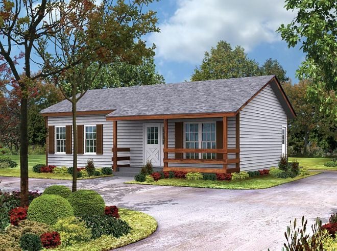 8 Ranch Stil Kleine Hauser 4 Ist Fantastisch Cottage Style House Plans Country House Design Small Country Homes