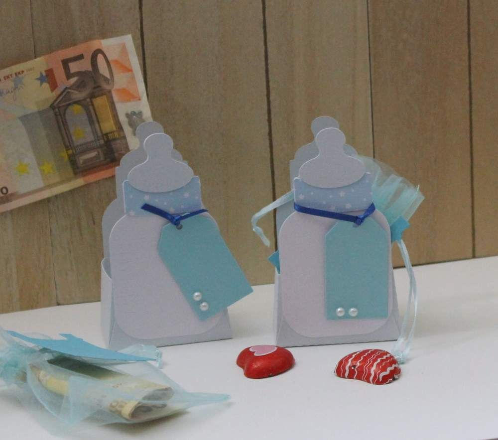 Geldgeschenke Geldgeschenk Baby Junge Ein Designerstuck Von
