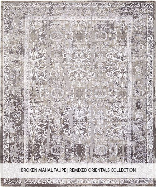 REMIXED ORIENTALS COLLECTION BY VARTIAN - THE CARPET COMPANY