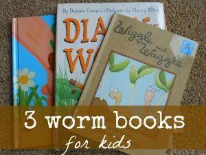 kindergarten lesson on worms