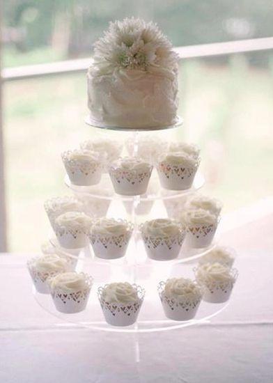 Wedding Cake | Cupcake Towers