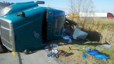 lake-station-in-semi-truck-accident | Oops, Real Nice