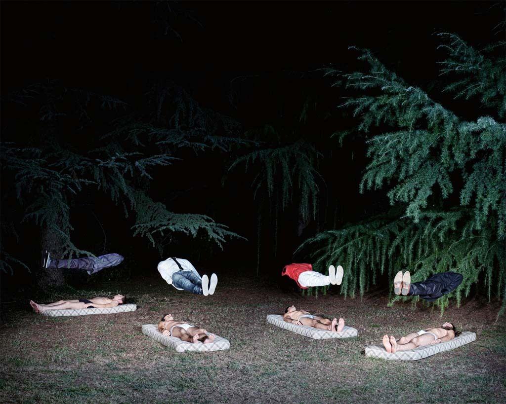 The Dark Passenger #1,2011, ©Mauro J Pellegrini