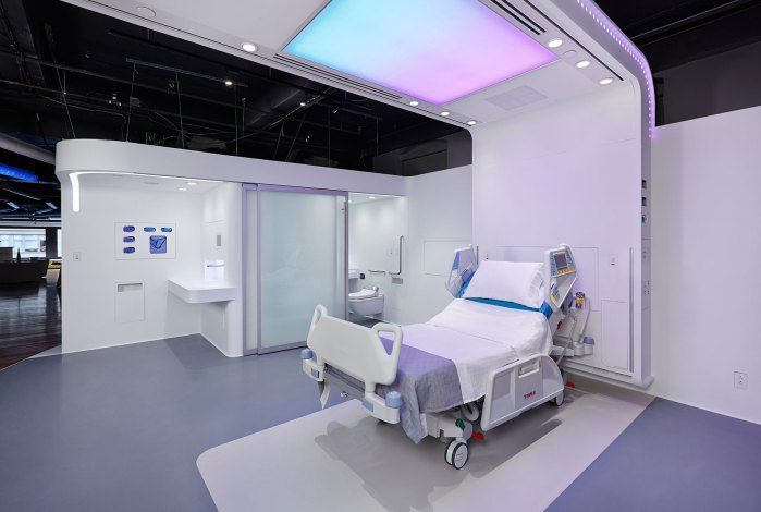What Should Hospitals Look Like In The Future Health Design Hospital Healthy Food List