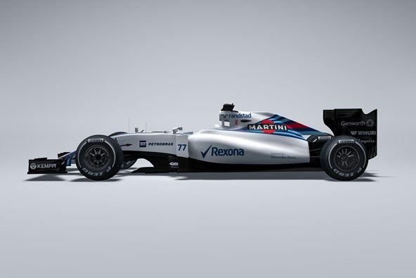Las nuevas fotografías del Williams 2015  El año pasado tuvimos una gran respuesta de la aerodinámica, pero todavía hay espacio para el desarrollo, en particular en la gestión de la nueva normativa en el área frontal de la «nariz»