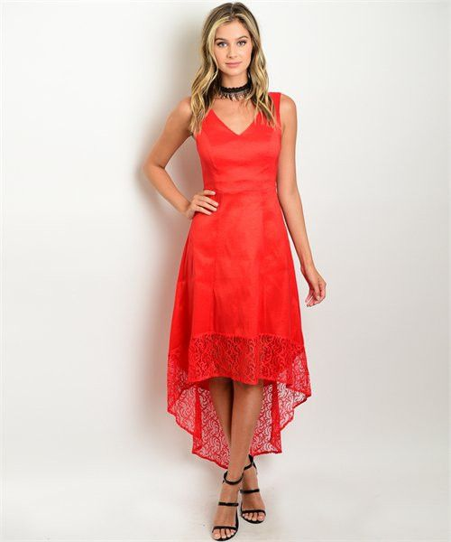 adcc798c4e8c Taffeta Evening Dress (2 Colors)