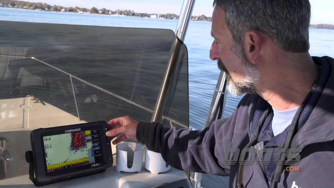 How to fish using your fishfinder fish finder boating