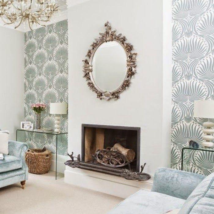 12 Ideas Scandinavian Style Wallpaper Best Living Room Wallpaper, Livingroom  Wallpaper Ideas, Bedroom Feature