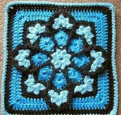 Pin by Sheryl Ray on Crochet Squares | Pinterest | Granny squares ...