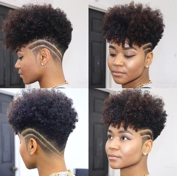 Check out @simonelovee ️ | Tapered natural hair, Natural hair styles