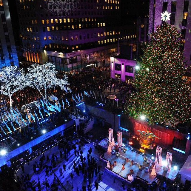 Did you know: The 2014 Rockefeller Center Christmas tree ...