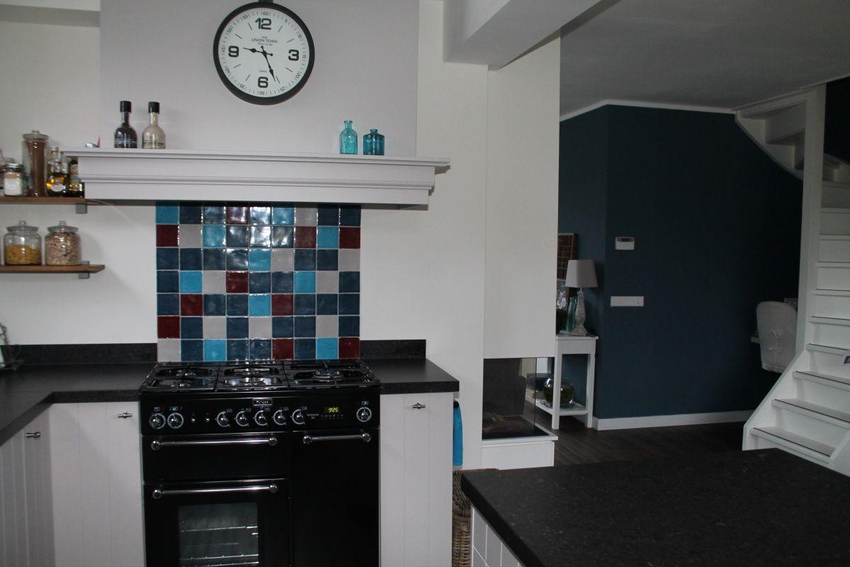 Tuin Keukens Staphorst : Een falcon kitchener in een tuin keuken fornuizen