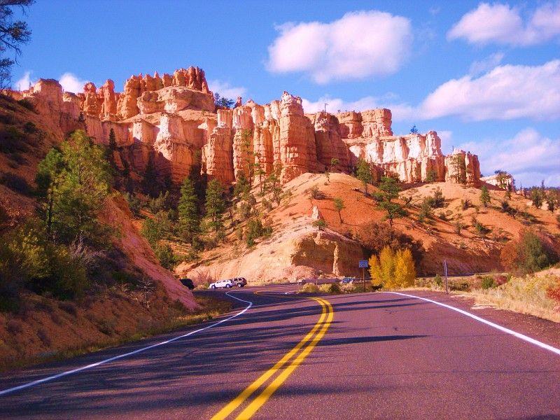 Dixie National Forest Scenic Highway 12 Utah