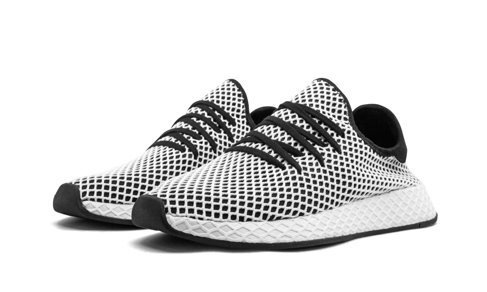 Adidas Deerupt Runner CQ2626   Suede heels, Oxford shoes