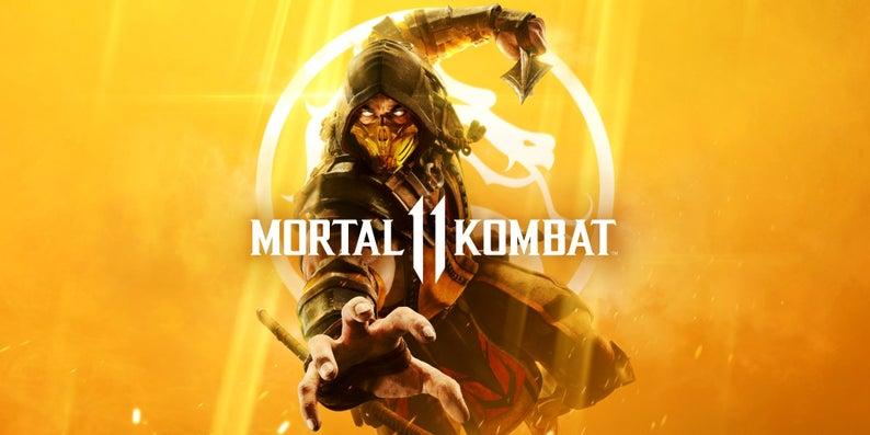 Scorpion Mask Mortal Kombat 11 In 2021 Mortal Kombat Mortal Kombat X Mortal Kombat Xl