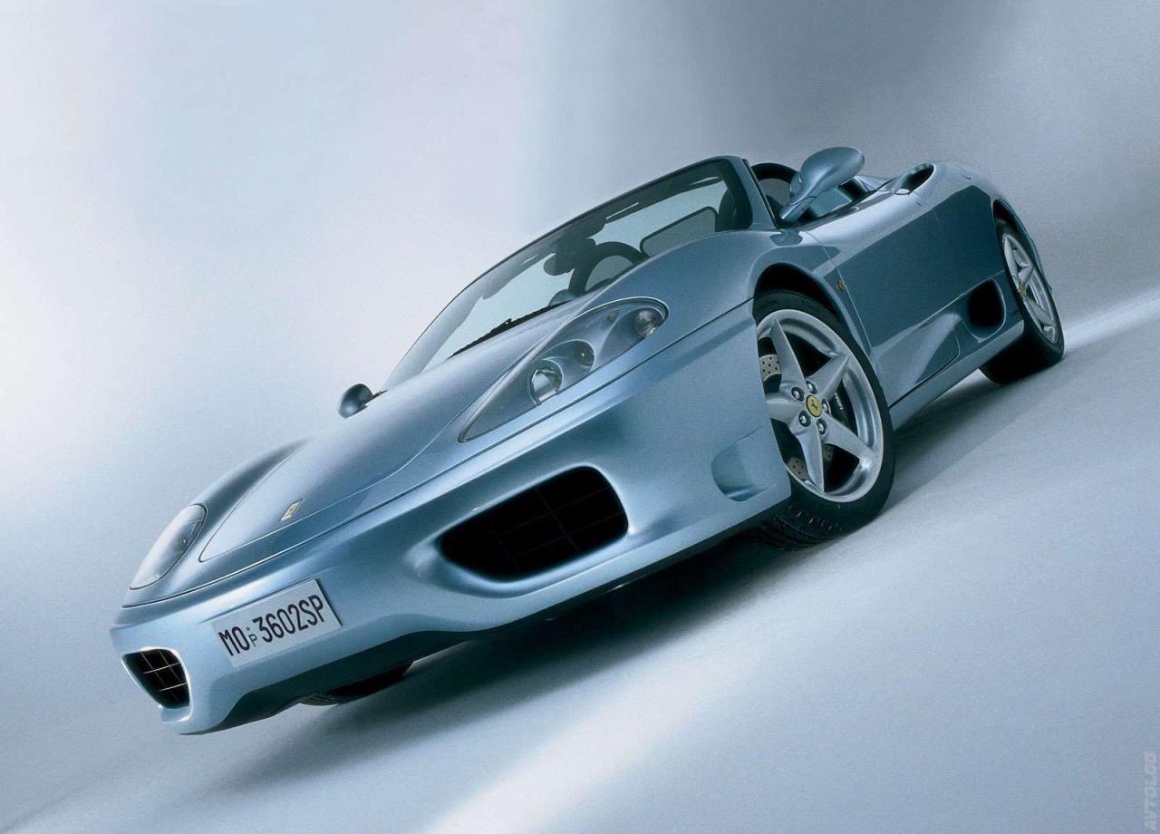 фото 2001 Ferrari 360 Spider Ferrari 360 Ferrari Ferrari Car