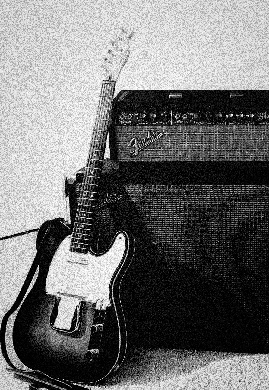 Fender Custom Telecaster and Showman amp | Guitar & Music Artifacts