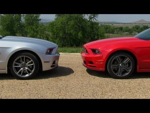2017 Mustang Gt 0 60 >> 2013 Ford Mustang Gt Vs V6 Mustang 0 60 Mph Mile High Mashup