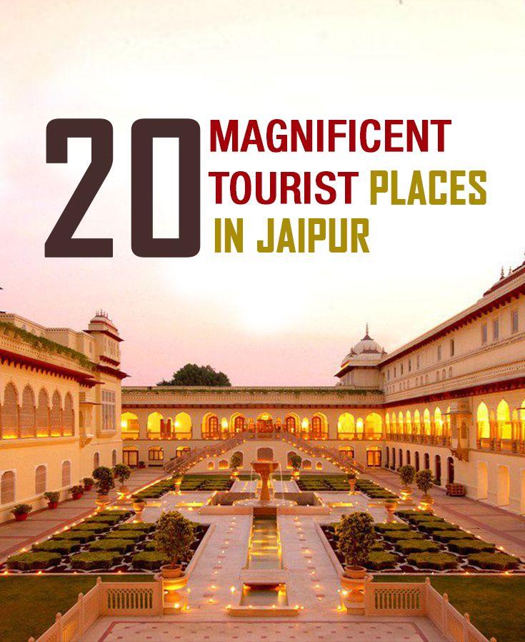 28 Magnificent Tourist Places In Jaipur: Revisit The