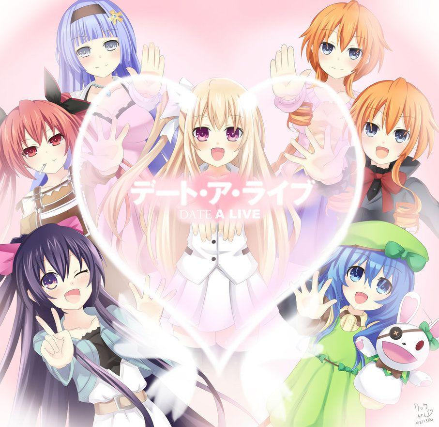 DATE A LIVE Mayuri Judgment by redricksun on DeviantArt