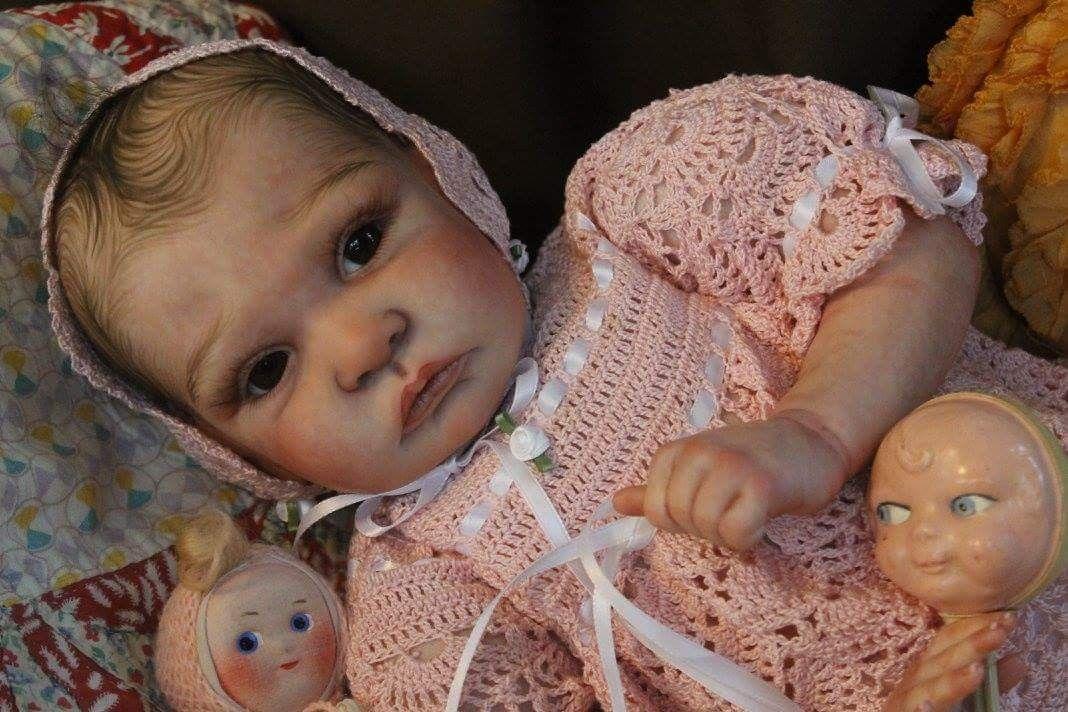 Sweet Potato Pie Nursery Reborn babies, Baby dolls