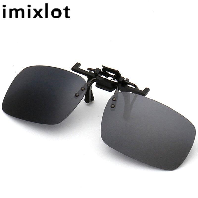 IMIXLOT Polarized Sun Glasses Clip On Sunglasses Online 2