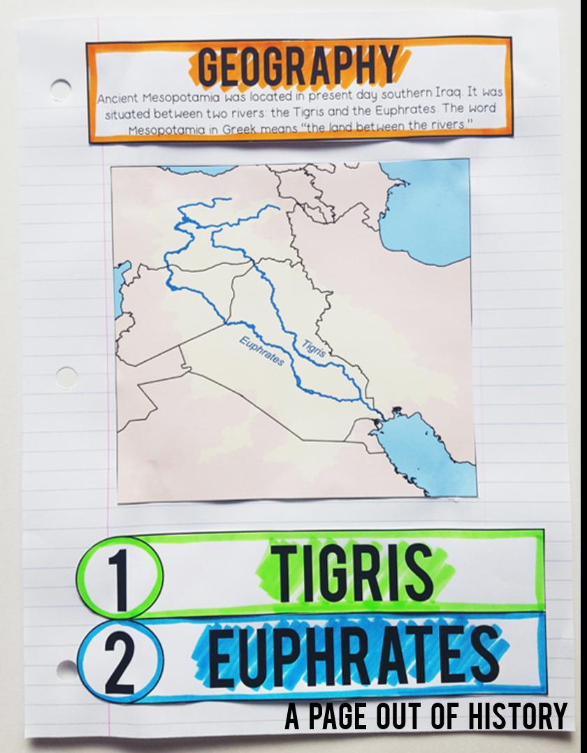 Ancient Mesopotamia, Sumer, Babylon - Free Games, Activities, and ...
