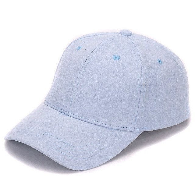 5782cfcf40d Plain Suede baseball caps with no embroidered casual dad hat strap back  outdoor blank sport cap and hat for men and women