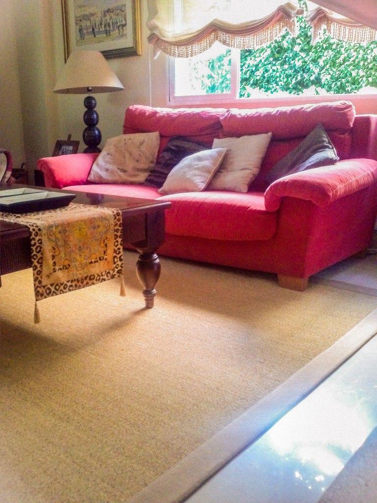 C mo limpiar alfombras de fibras vegetales trucos de - Como limpiar alfombras en casa ...
