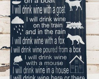 Wine Signs Decor Gorgeous Funny Wine Signs Home Bar Decor Christmas Gifts For Mom Wine Decorating Inspiration