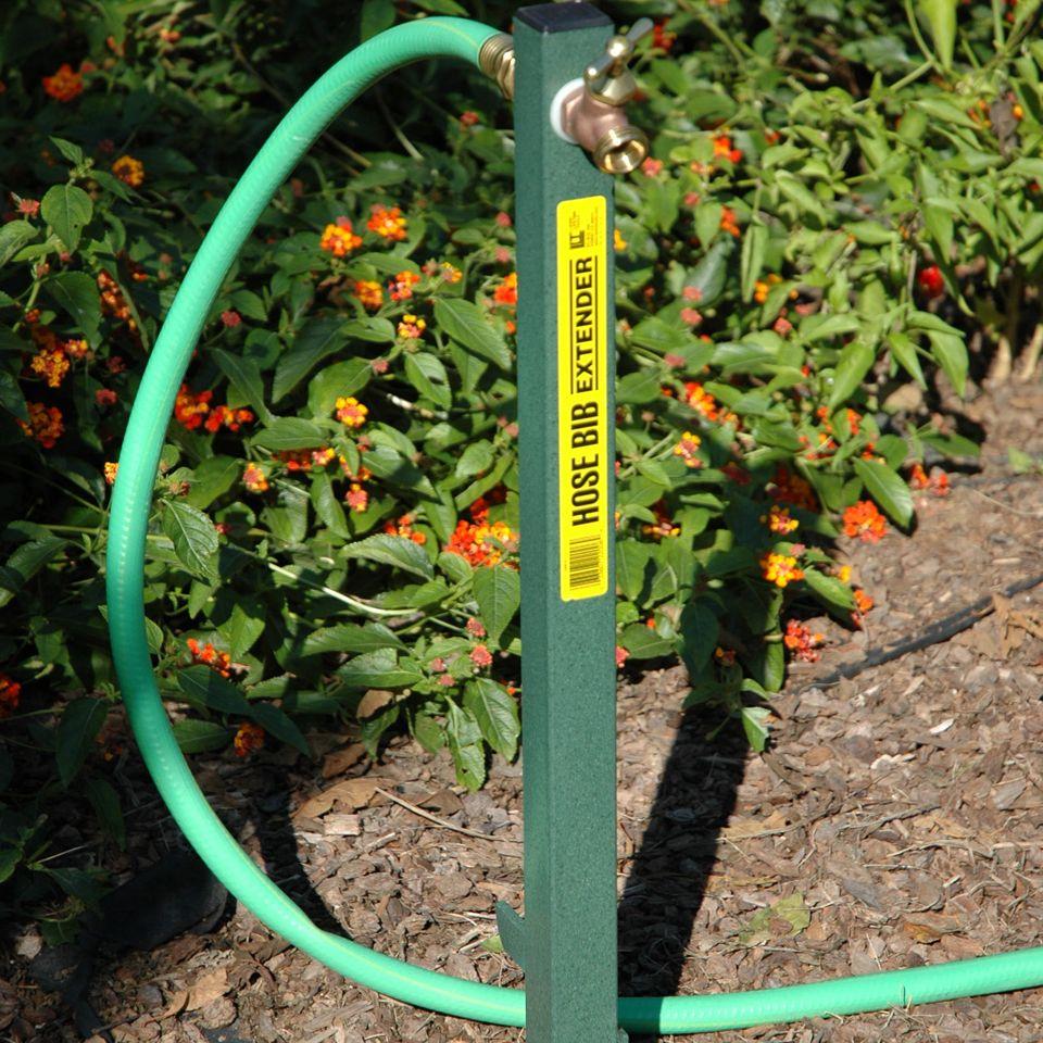 Garden Spigot Extender | Hose Faucet Extender | Yard Butler Store