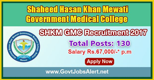 Shkm Gmc Recruitment 2017 Hiring 130 Post Professor Senior Resident And Other Posts Salary Rs 67 000 Apply Now The Shah Medical College Associate Professor Professor