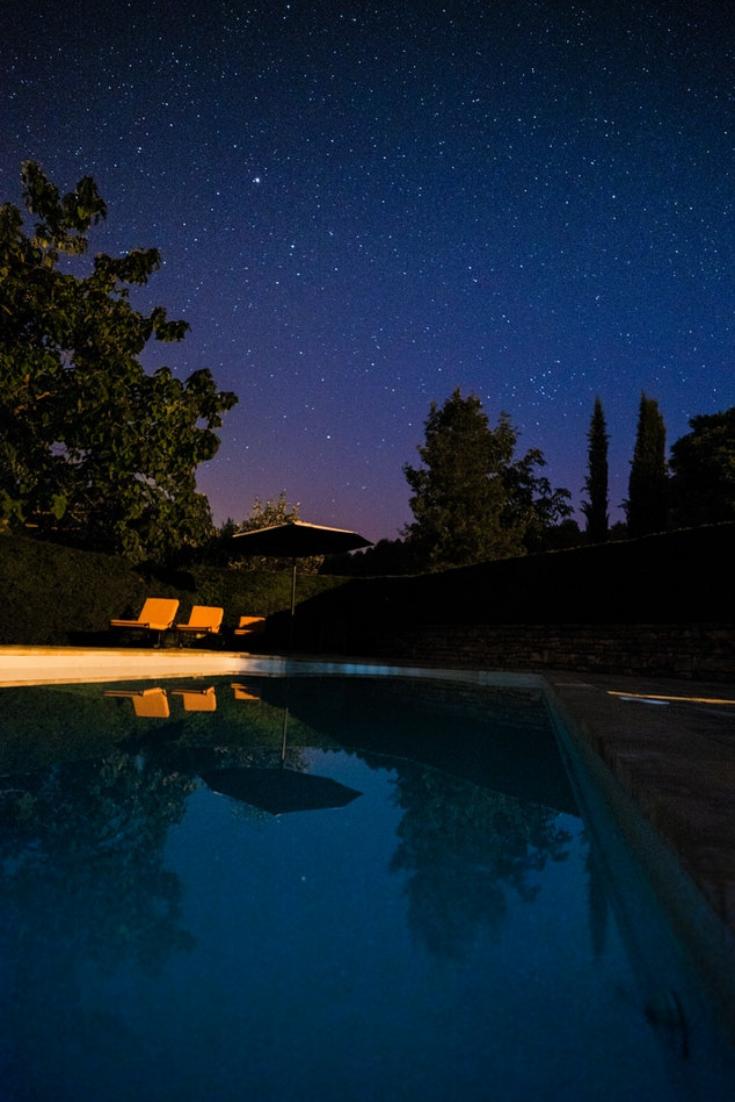 Eclairage Led Autour Piscine l'éclairage d'une piscine | eclairage piscine, piscine et