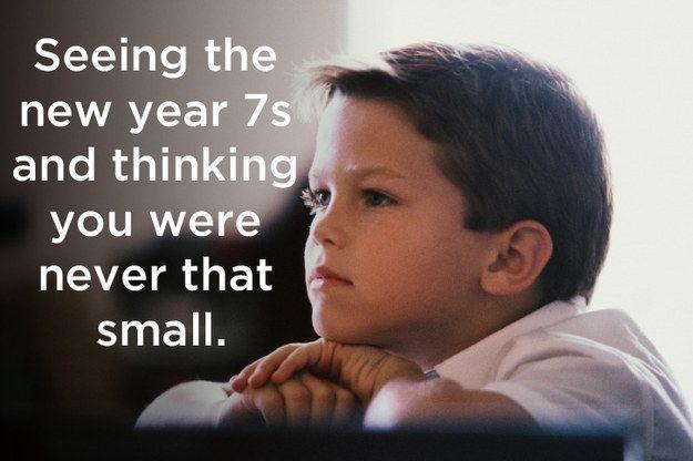 34 Dinge, an die sich jeder erinnert, der eine britische Sekundarschule besucht hat