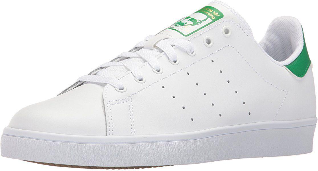   adidas Originals Stan Smith Vulc Shoes White