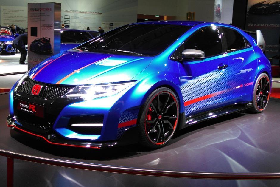 New Honda Civic Type R Price Specs Release Date Honda Civic Type R Honda Civic Honda
