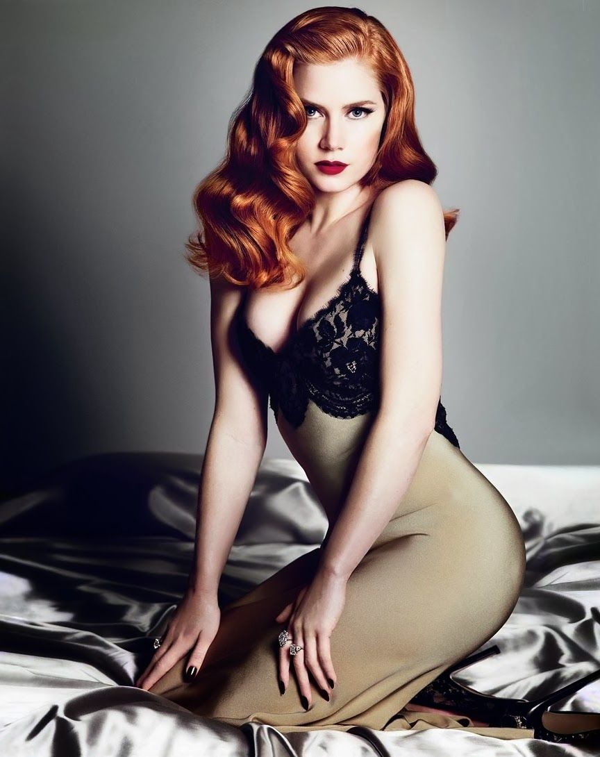 Erotic redhead movies