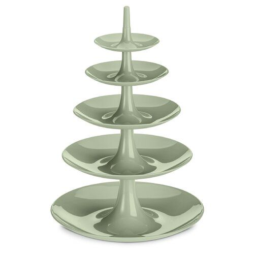 Koziol Babell Cake Stand Tiered Stand Acrylic Cake Stands Cake Stand With Dome