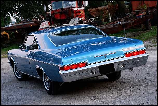 New Chevy Impala For Sale In Salt Lake City Ut Classic Cars