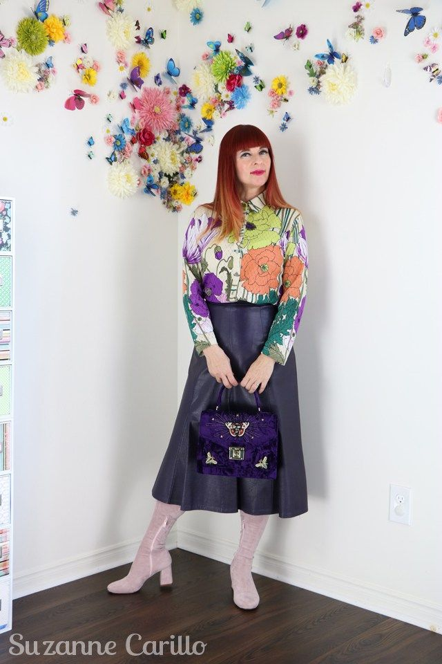 0f8224754 how to create thrifted gucci style suzanne carillo | Clothes in 2019 ...