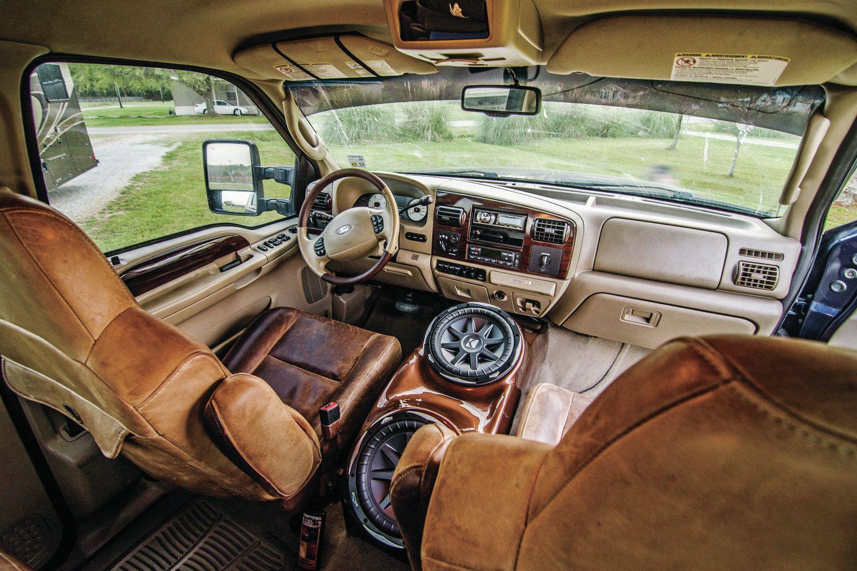 2006 ford f 250 king ranch interior - 2014 Ford F150 King Ranch Interior