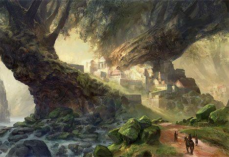 Image result for fantasy world