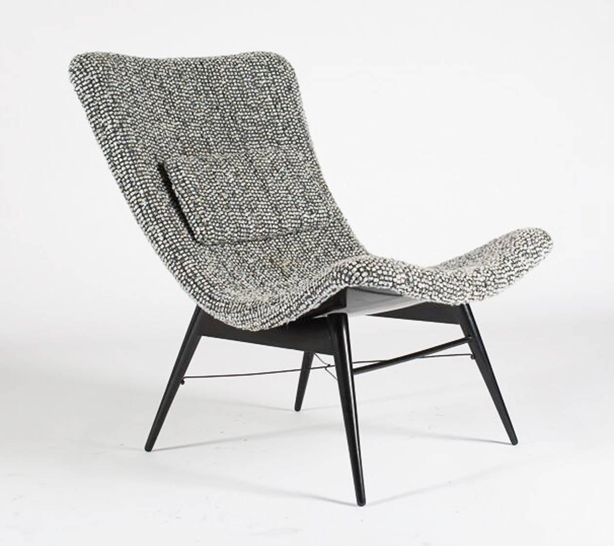 Lounge tv chair by miroslav navratil 2