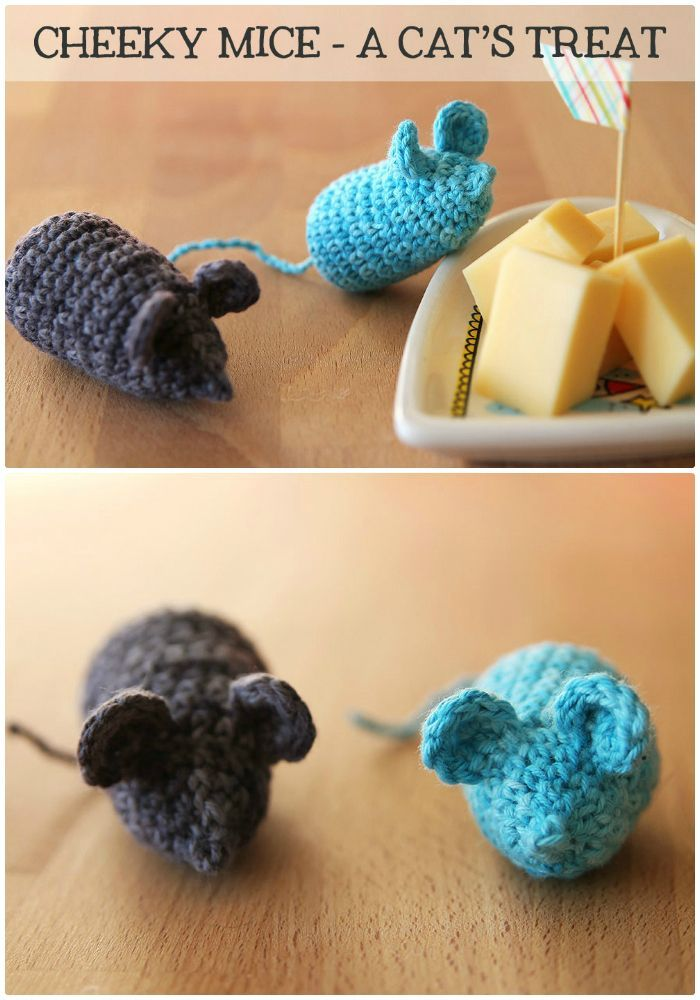 26 Free Crochet Patterns For Pets To Make Their Life Easier