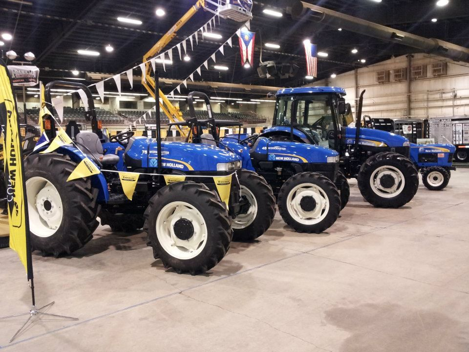 New Holland utility vehicles that offer the perfect balance of capability and performance, with engines that offer best-in-class power, torque and efficiency, so you can enjoy the thrill of the ride while you power through tough terrain at Medina Tractor Sales.