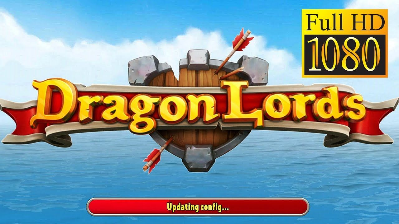 Dragon Lords 3D strategy Game Review 1080p Official FX