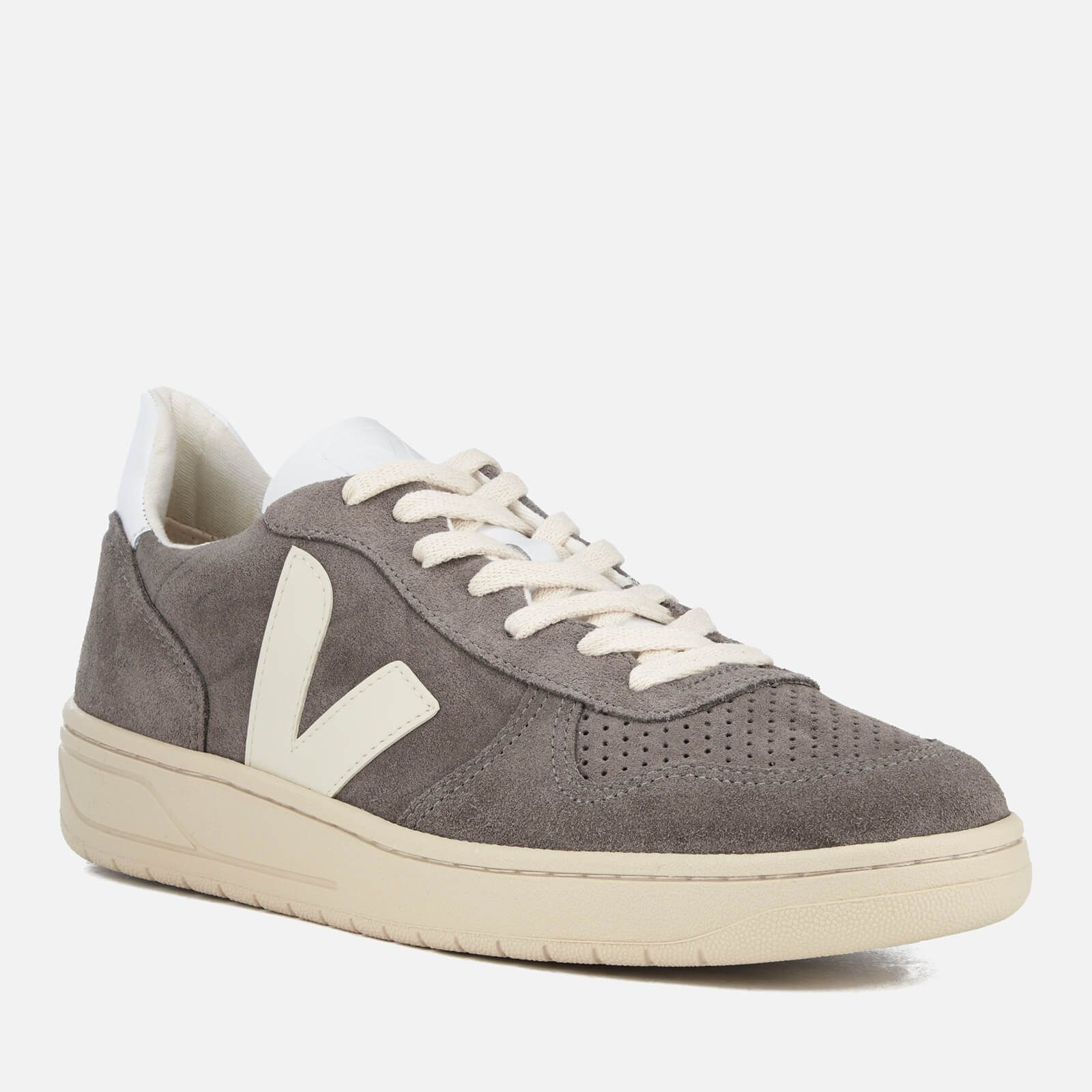Suede trainers, Sneakers