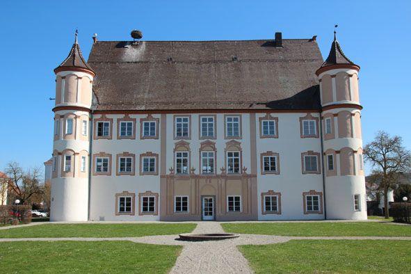 Schloss Ummendorf Schloss Sehenswurdigkeiten Schwaben