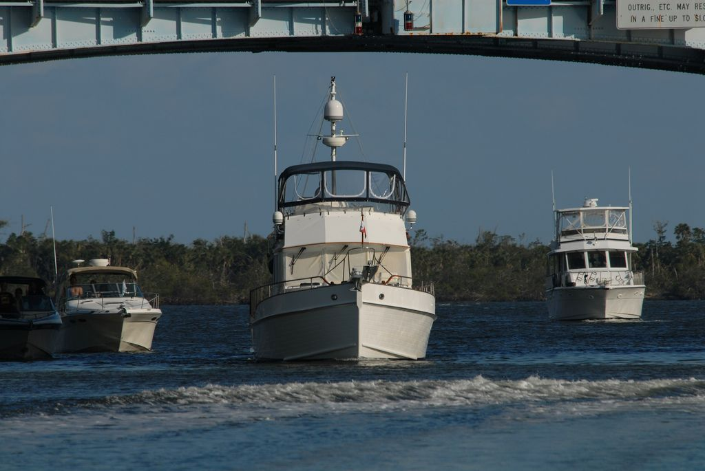 Tips For Cruising The Atlantic Intracoastal Waterway In Your Own