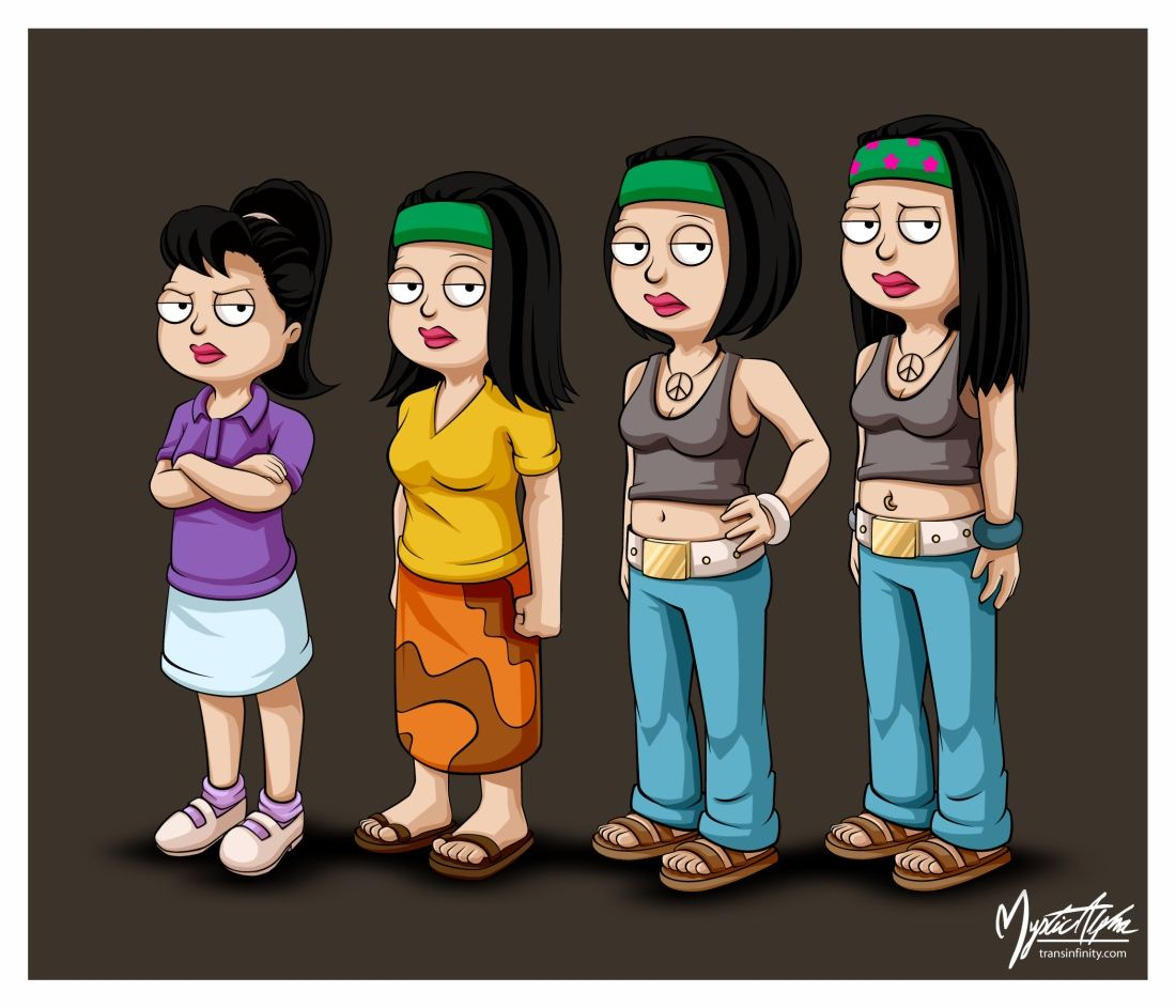 ages of hayley by mysticalpha on deviantart american dad